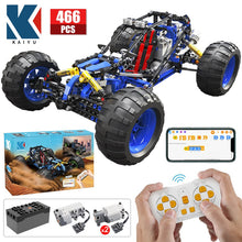 Load image into Gallery viewer, KAIYU high-tech RC off-Road Racing car Buggy MOC Building Blocks APP Programming Remote Control Vehicle Truck Bricks Toy Gifts