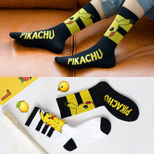 Load image into Gallery viewer, Pokemon cosplay socks.