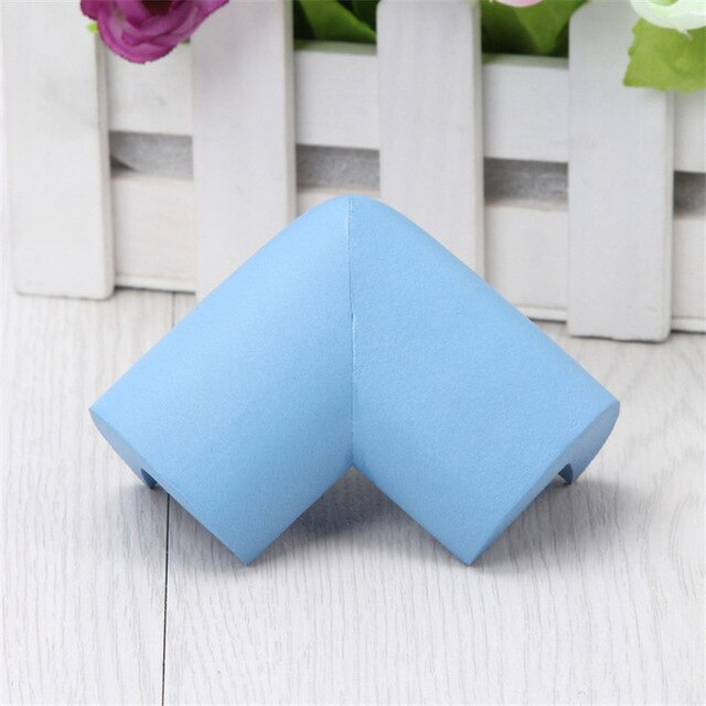 4 PCS table furniture edge corner protector. Good use for safety of little ones.