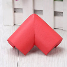 Load image into Gallery viewer, 4 PCS table furniture edge corner protector. Good use for safety of little ones.