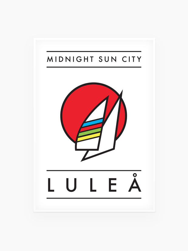 Midnight Sun City : Luleå - Burban Store