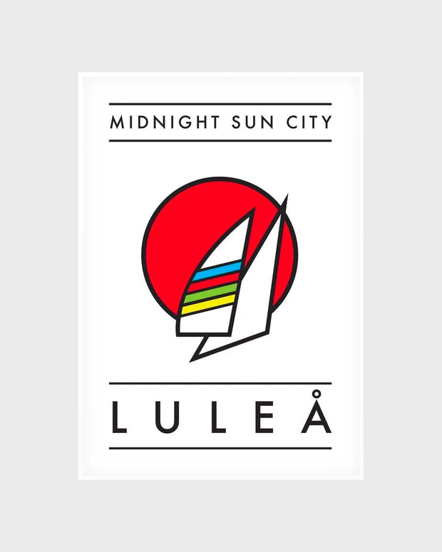 Midnight Sun City : Luleå