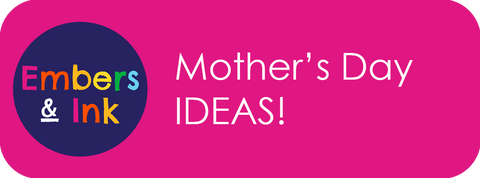 Mother's Day Ideas Button