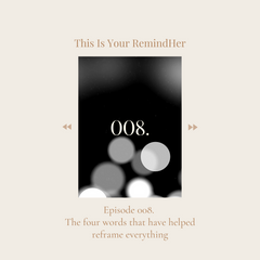 008 This is your remindher