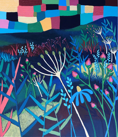 Beyond The Wild Flowers by Australian Visual Artist
