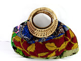 African - Ankara cotton fabric bag
