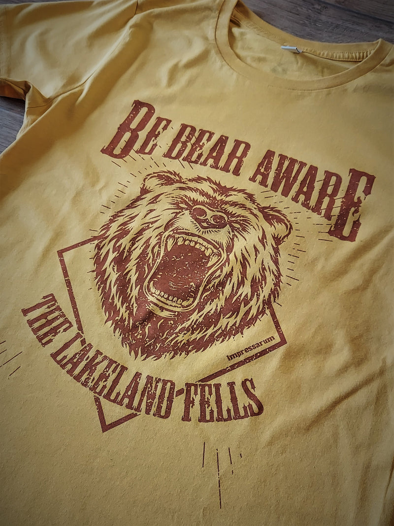 Be bear aware (WOMENS)