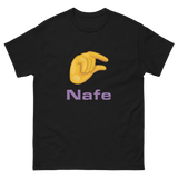 Nafe's Black t-shirt