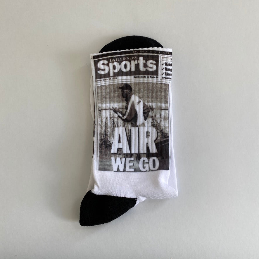 Chaussettes Air We Go