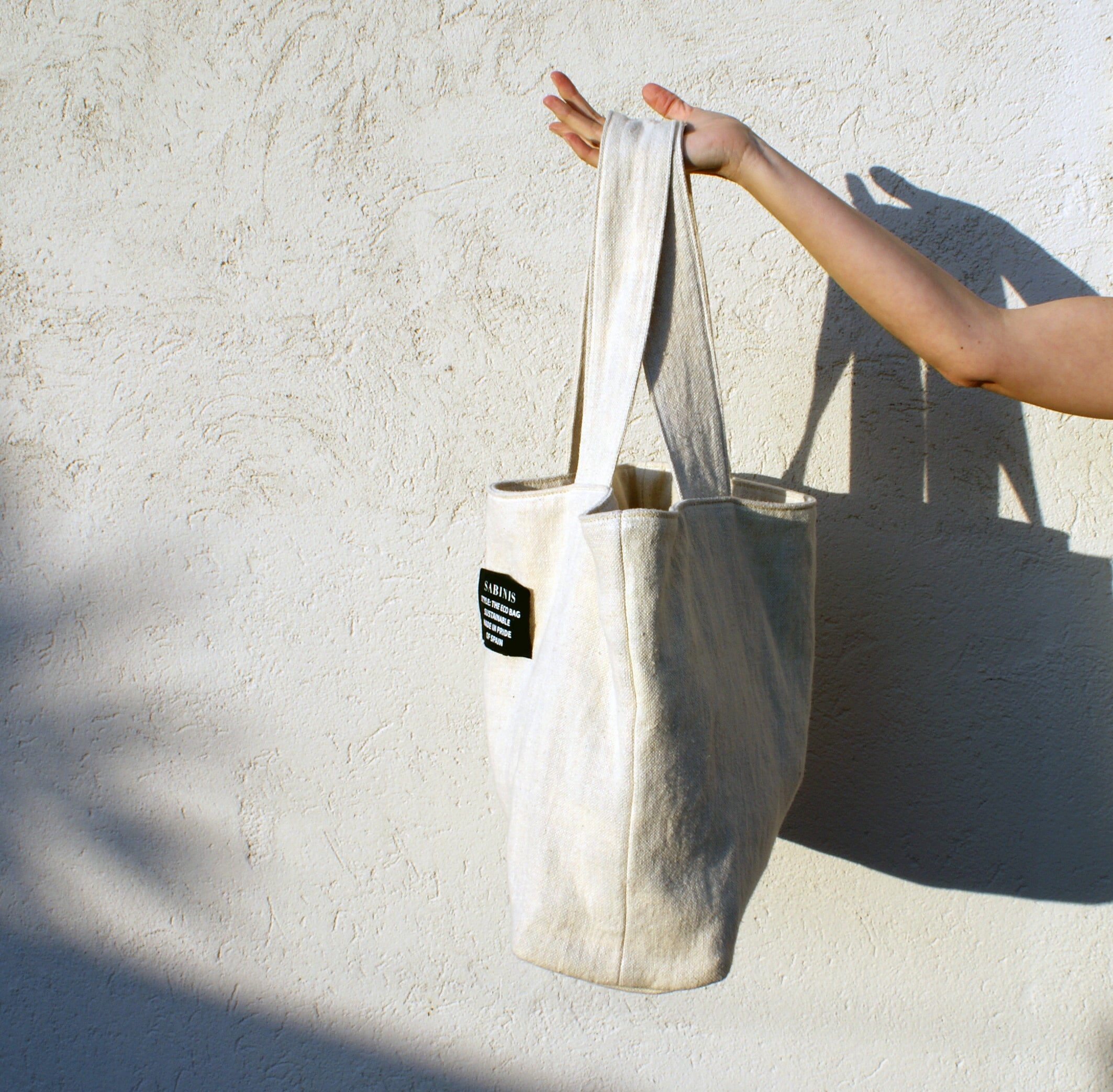 The Eco Bag EVERYWHERE ivory