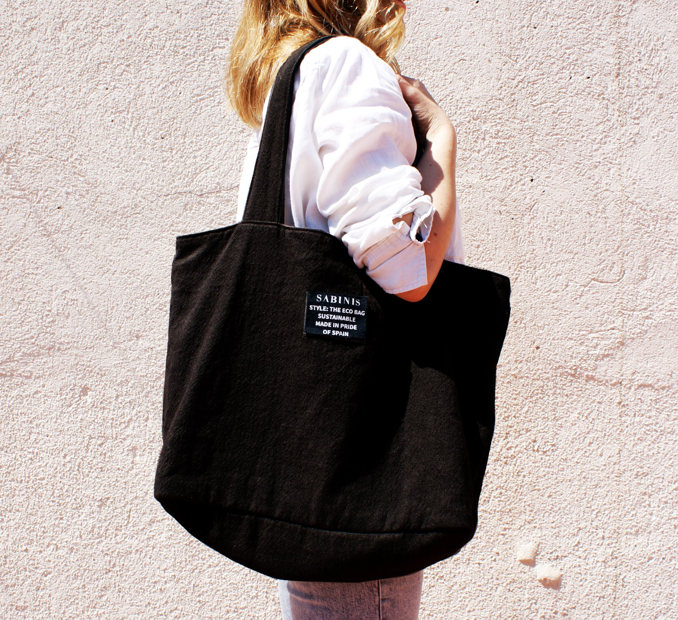 The Eco Bag EVERYWHERE black