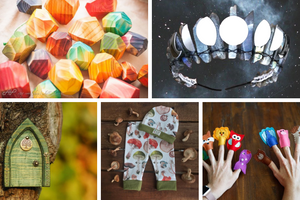 2018 Ultimate Handmade, DIY Gift Guide for Your Wild Child!
