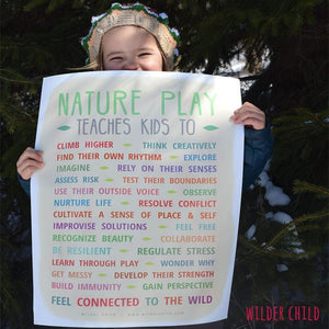 The Nature Play Poster Is Ready!