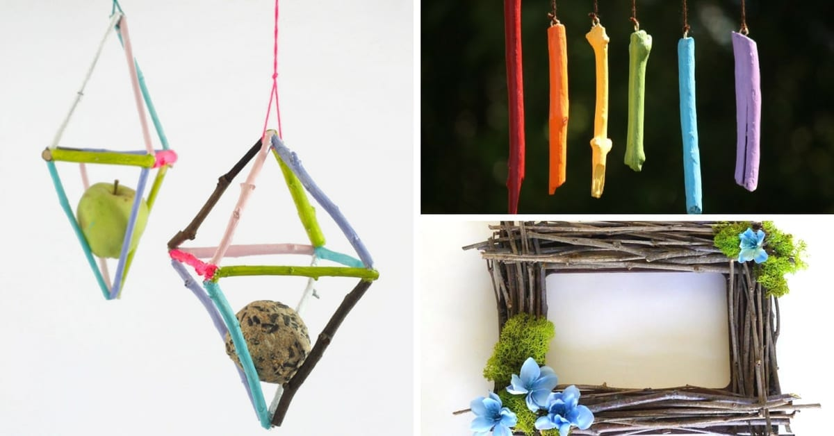 Holiday Gifts Kids Can Make from Nature