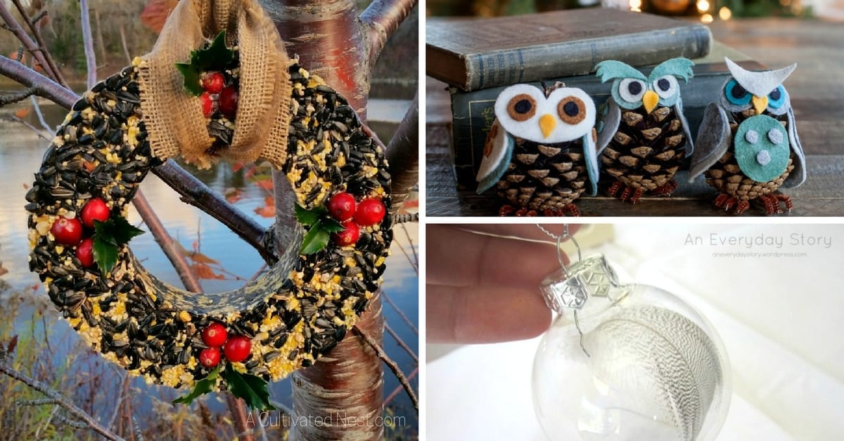 Gifts Kids Can Make From Nature