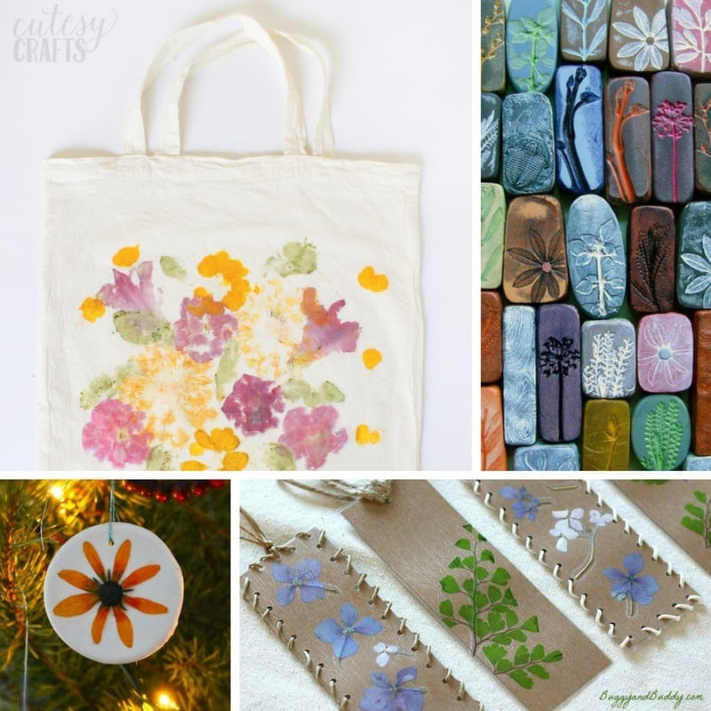 Nature Inspired Gifts Kids Can Make for the Holidays