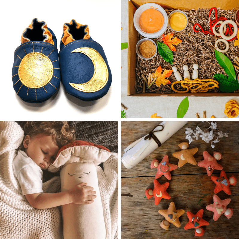Gift Guide Nature Young Kids