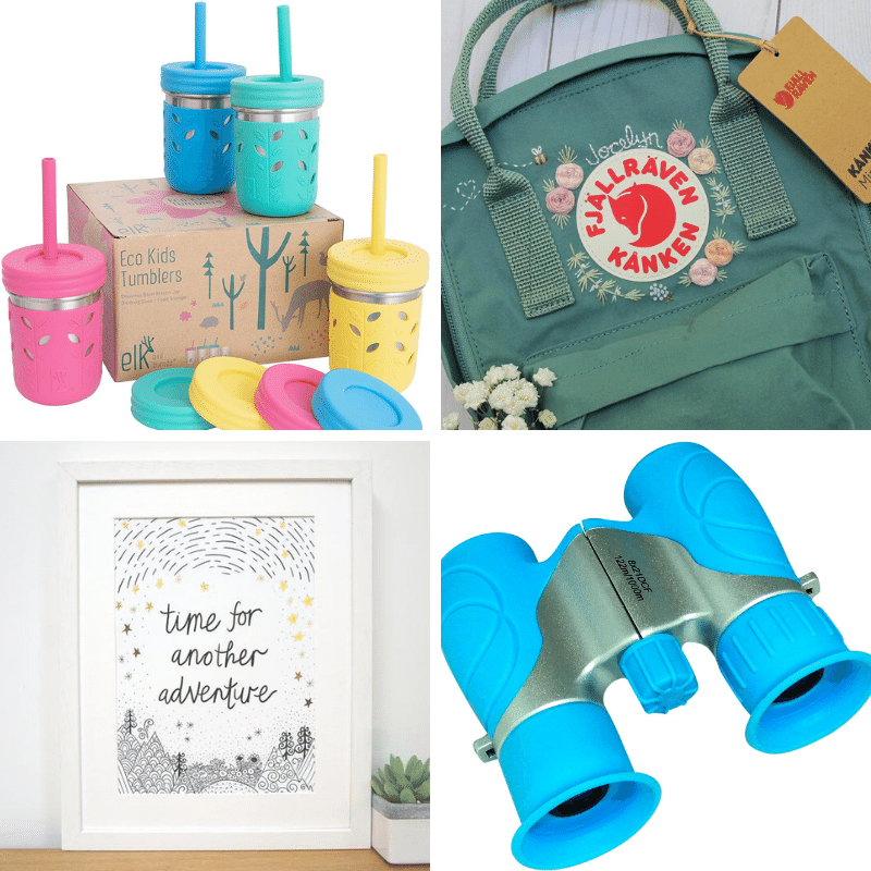 gifts for adventuring kids