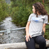 Montana Waterways Crewneck Tee