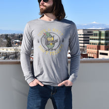 Woodsy Long Sleeve Crewneck Tee
