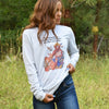 Smokey BABES Long Sleeve Crewneck Tee