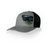 Fly Reel Snapback Hat