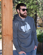 Fish Roots Unisex Mid Weight Hoodie
