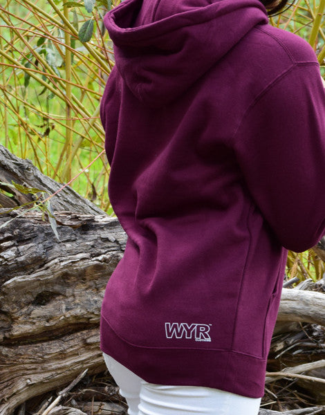 Roots Heavy Weight Pullover Hoodie