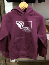 Griz Paw Youth Pullover Hoodie