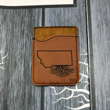 Roots Phone Card Sleeve