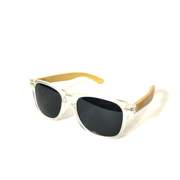 Clearwater : WYR Polarized Bamboo Sunglasses