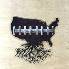 USA Football Decal