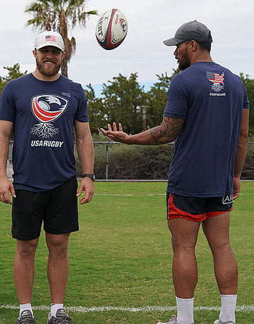 USA Rugby Roots Tee