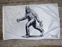 Sasquatch Flag
