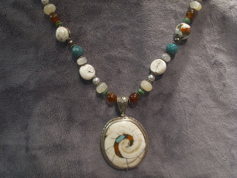 Conus Shell Necklace