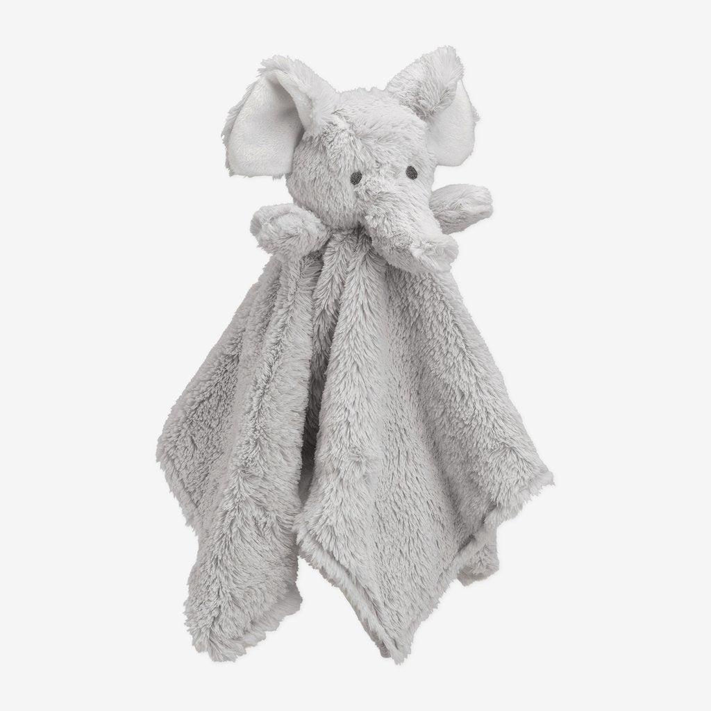 Elephant Security Blanket & Rattle