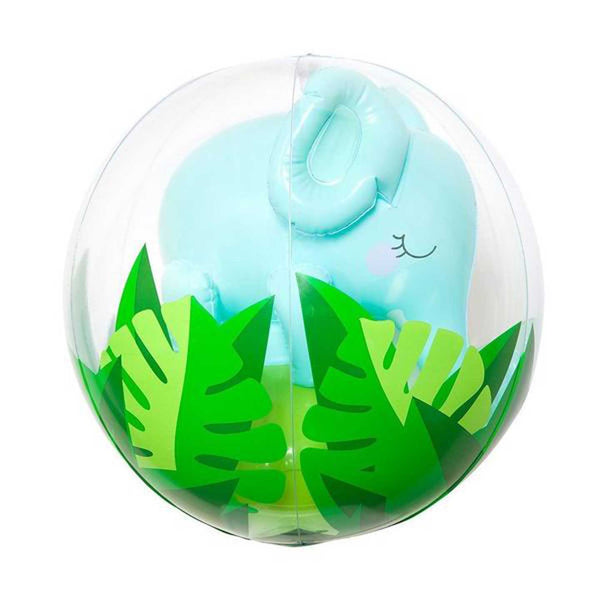 Elephant 3D Beach Ball