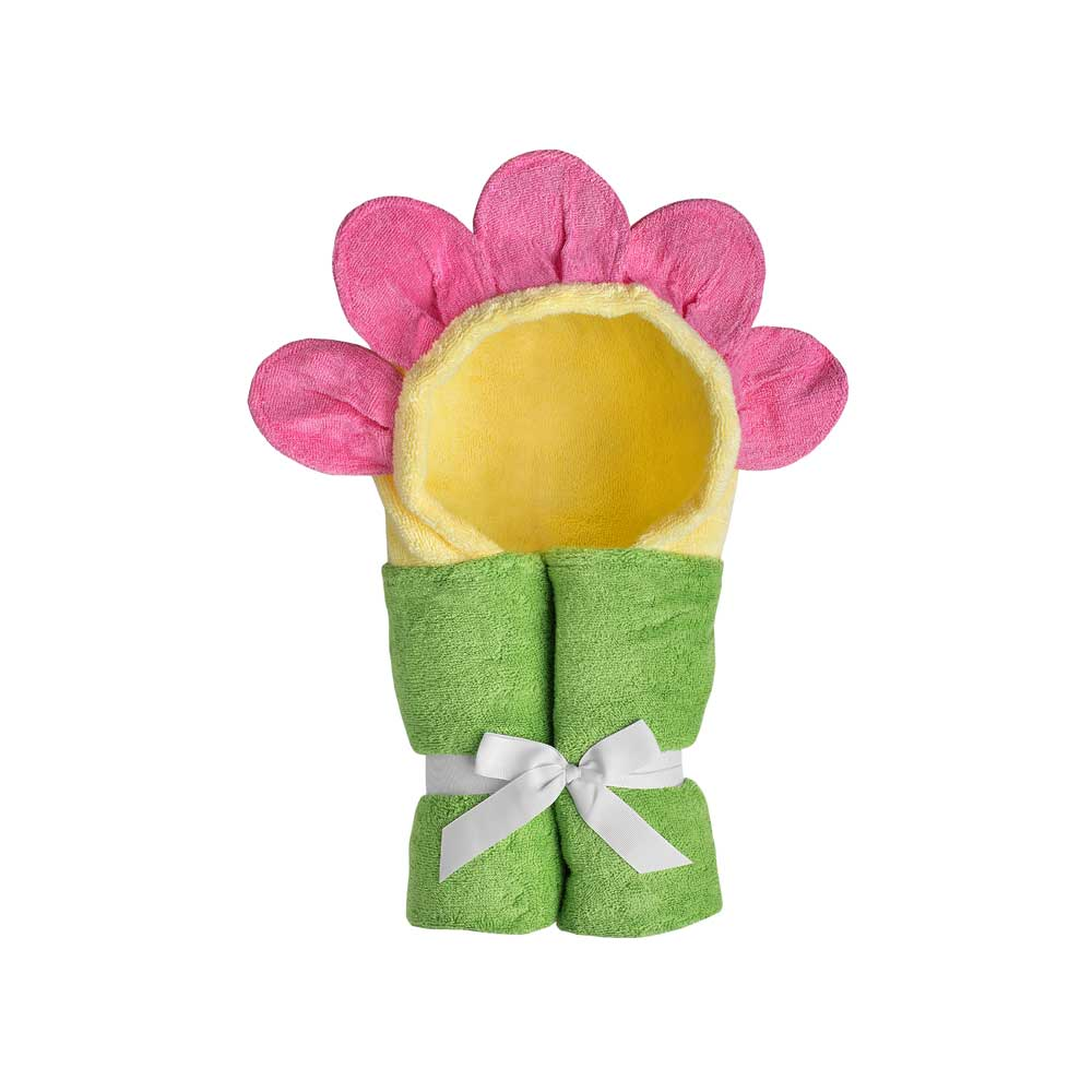 Fiona Flower Towel