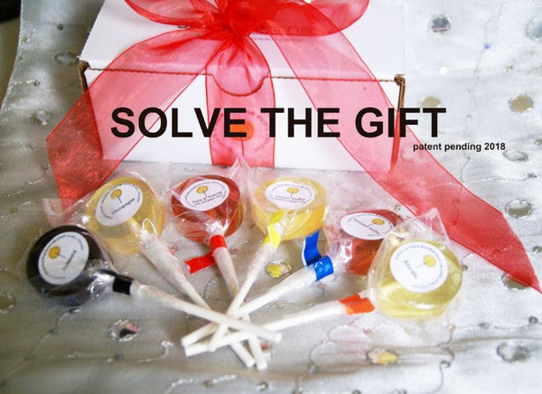 """Solve the Gift"" Lollipop Puzzle"