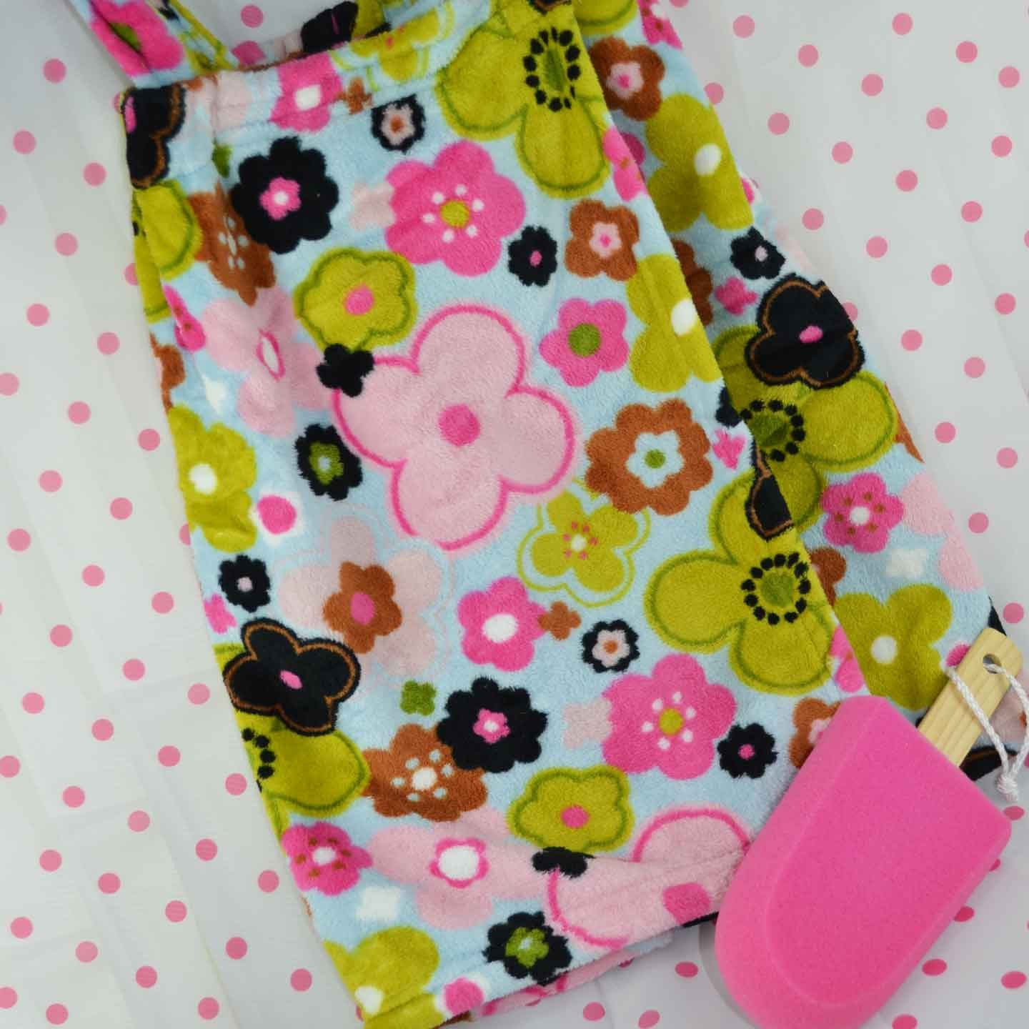 Spa Wrap And Popsicle Sponge Hopscotch Baby And Children S Boutique