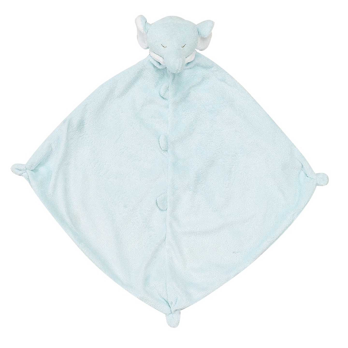 Elephant Blankie in Pink or Blue