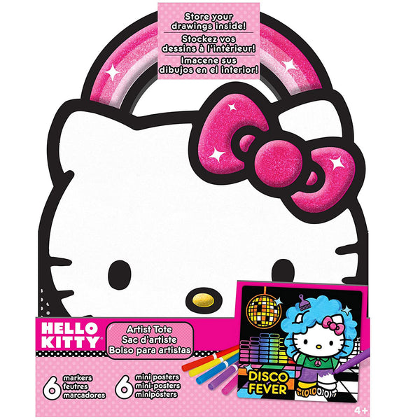 Hello Kitty Artist Tote
