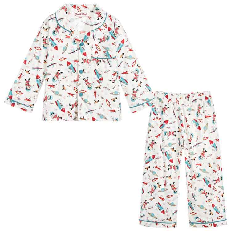 Rocket & Space Pyjamas