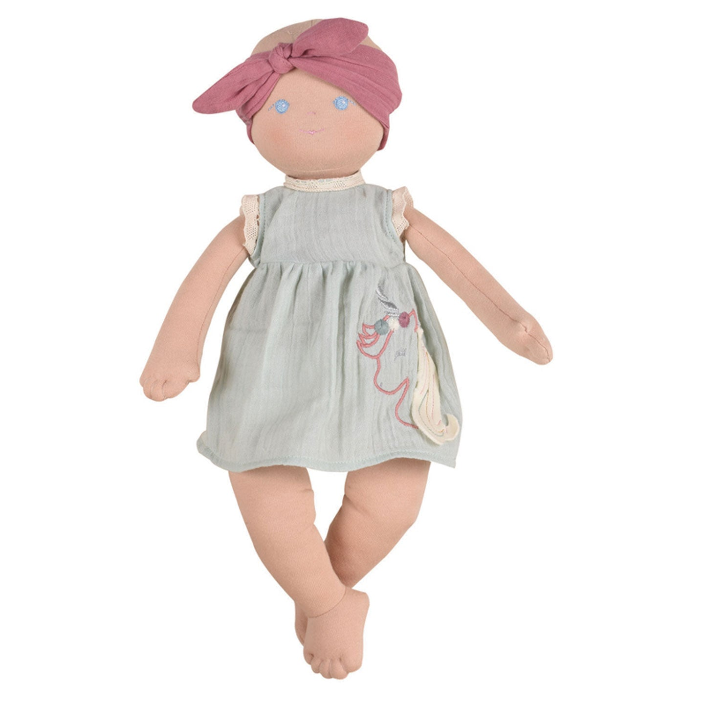 Baby Kaia and Baby Aria Organic Doll