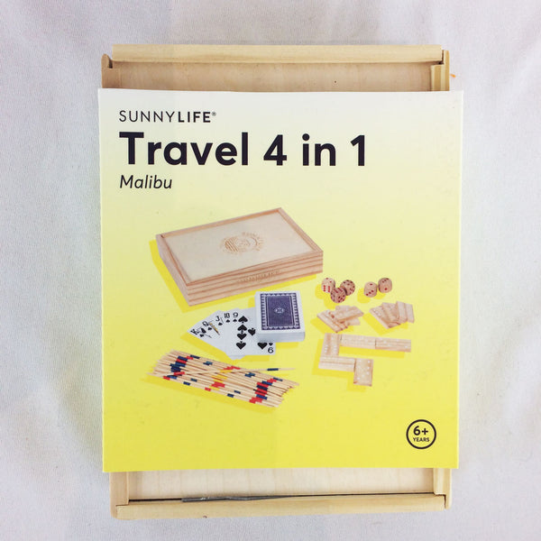 Travel 4 in 1