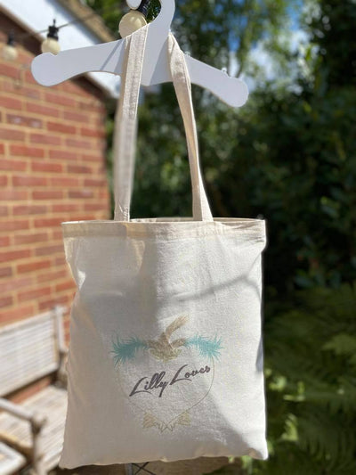 Tote Bag ~ Lilly Loves