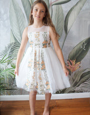 Aurora ~ Flower Girl or Party Dress