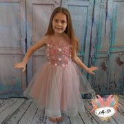 Sabrina ~ Party or Flower Girl Dress