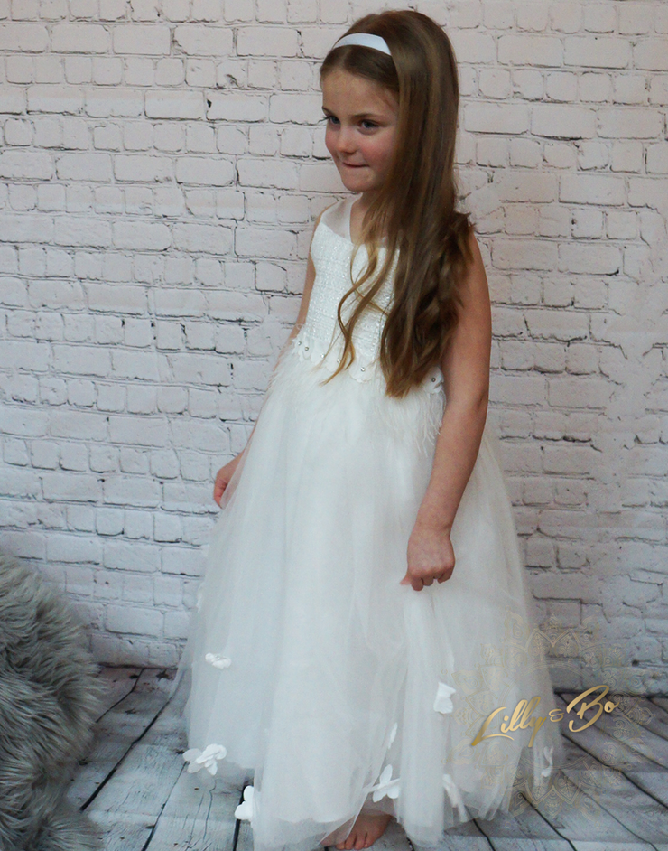Penny ~ Flower Girl or Communion Dress