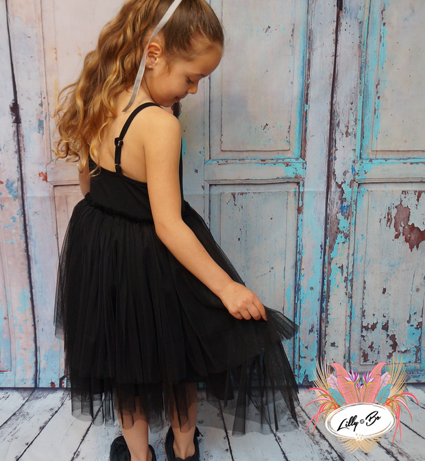 Phoebe ~ Party Dress | Flower Girl Dress